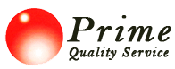Logotipo Prime Quality Service