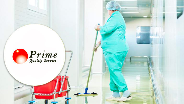 Limpeza Hospitalar